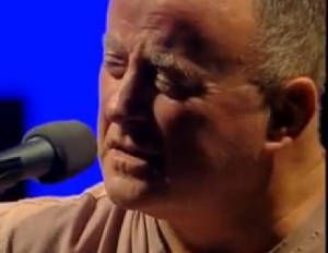 Christy Moore Singing No Time For Love