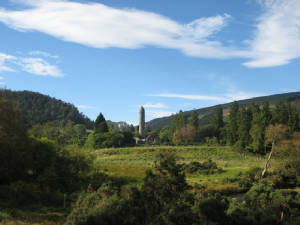 glendalough wicklow mountains