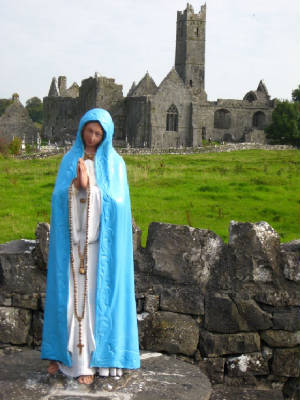 quinn abbey Co Clare
