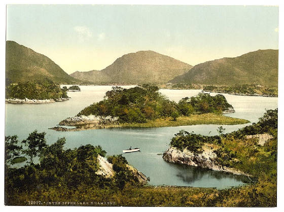 Upper Lake Killarney Ireland