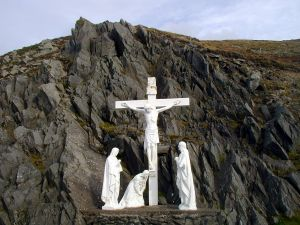 Crucifixion Dingle Co. Kerry Ireland