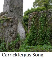 Carrickfergus Song