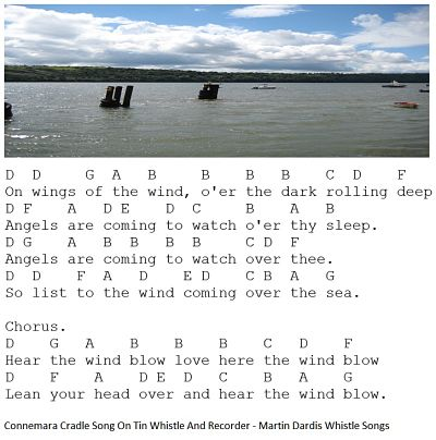 Connemara Cradle Song Notes