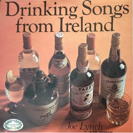 Drinking Songs From Ireland