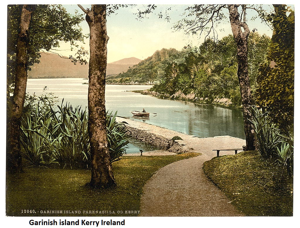 garinish island Co. Kerry