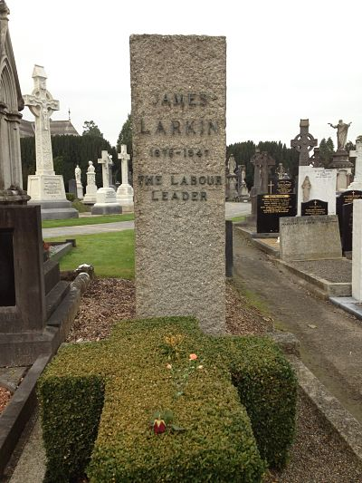 James Larkin Union Leader Grave