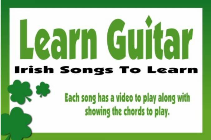 Learn Irish Songs On Guitar